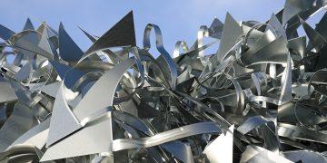 Handel mit Stahl, Schrott und Metallen